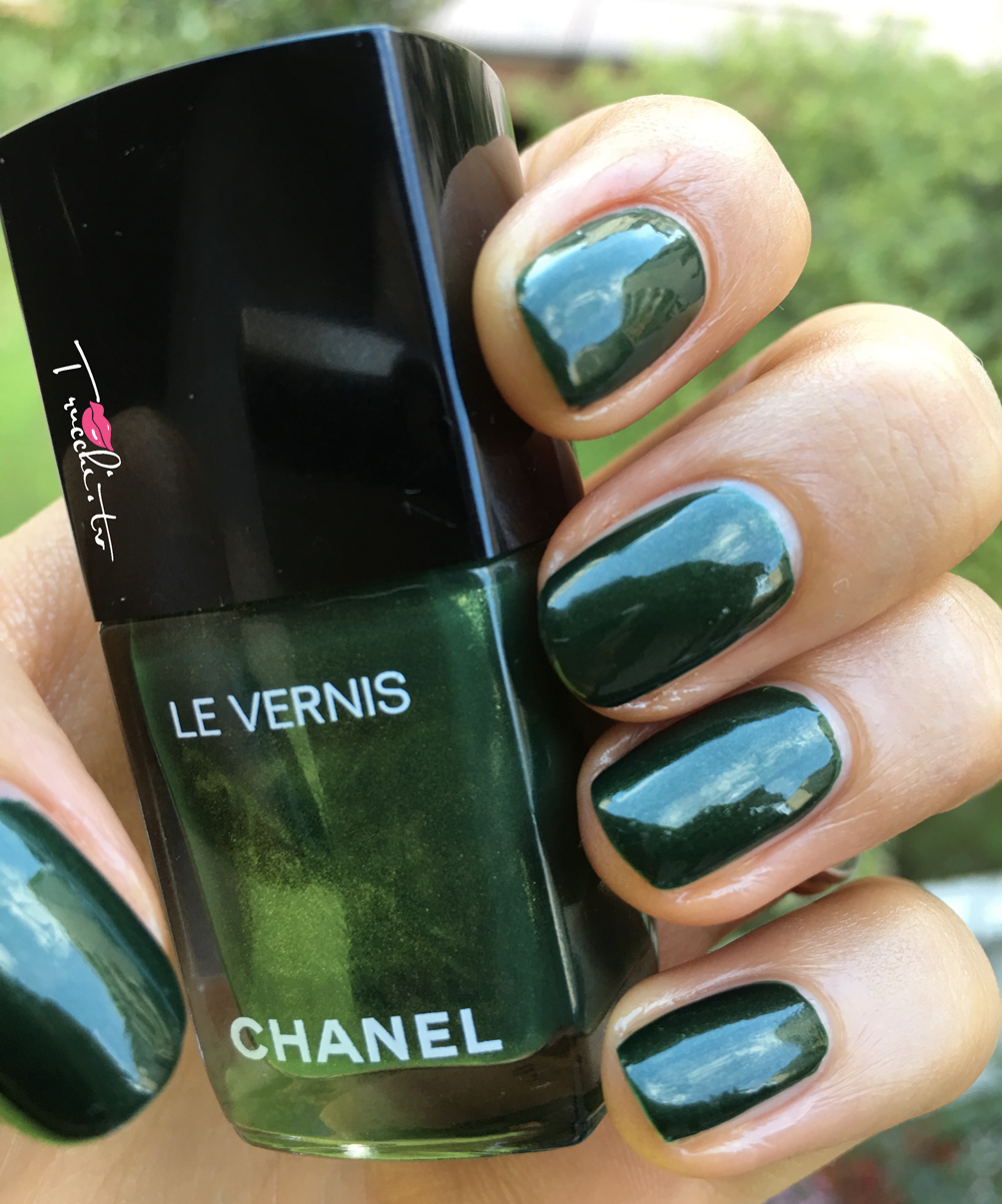 Smalto Chanel 536 Emeraude