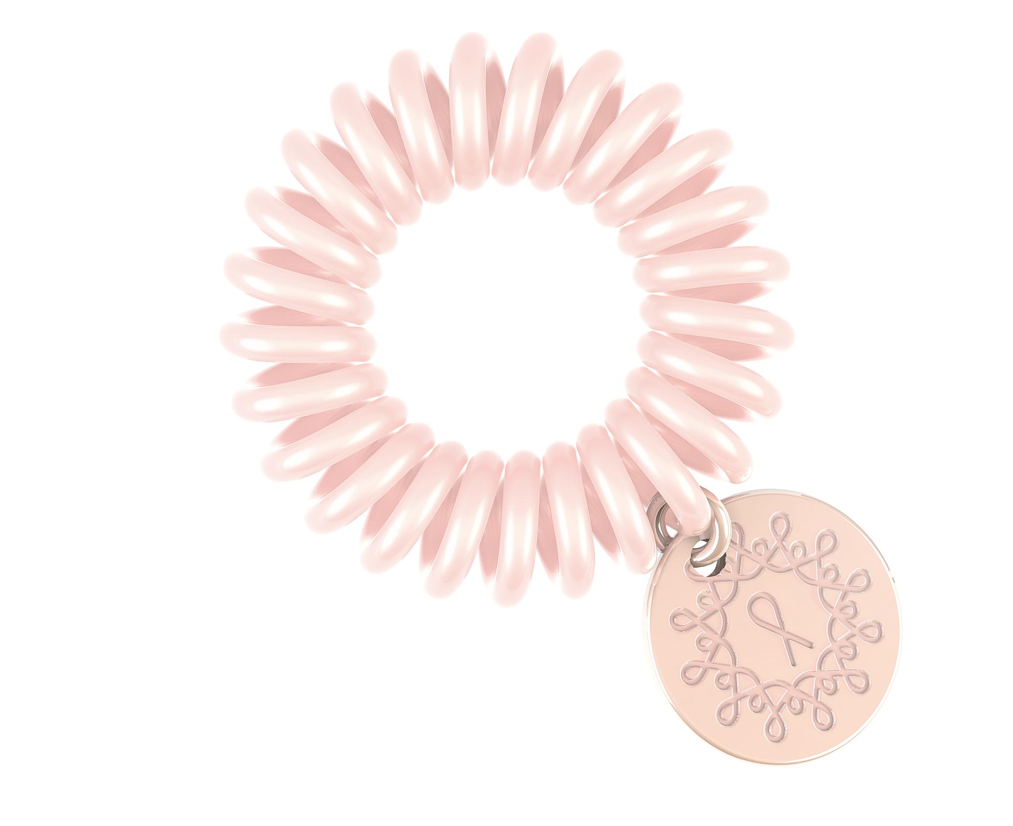 Invisibobble Pink Heroes Edition Lotta contro il tumore al seno
