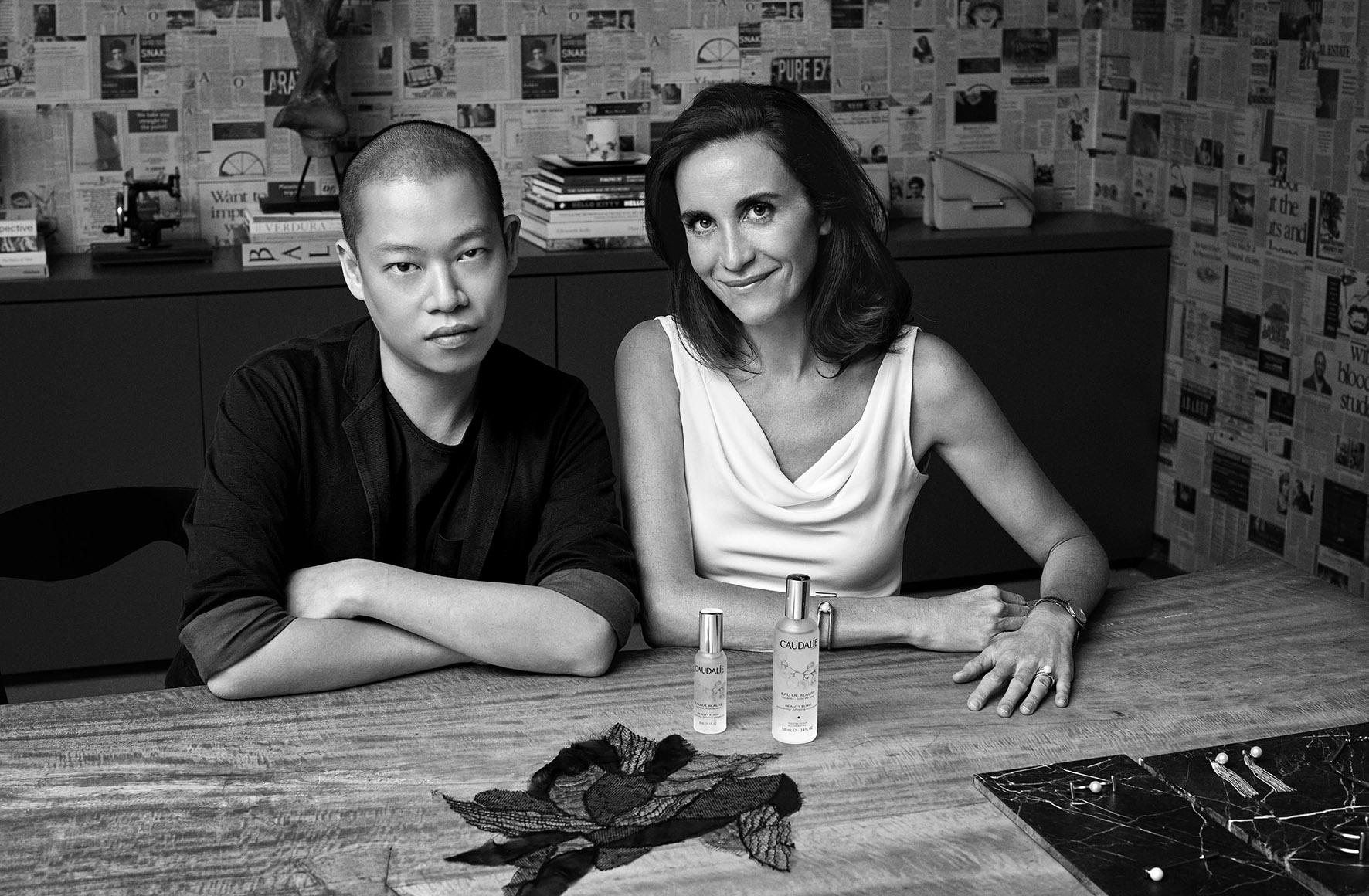 Mathilde Thomasjason e Jason Wu