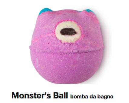 Lush Bomba da Bagno Monster's Ball