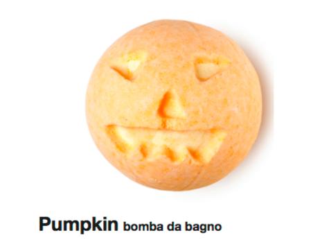 Lush Bomba da Bagno Pumpkin