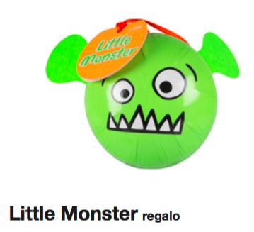 Lush Regalo Little Monster