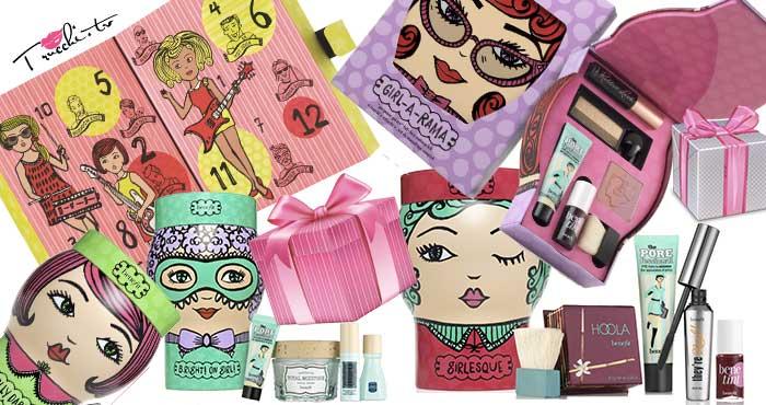 Cofanetti Makeup & Skincare Benefit Cosmetics Natale 2016   Trucchi.tv