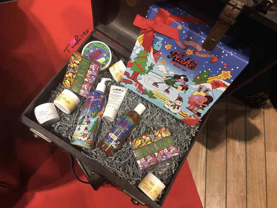 Kiel's Limited Edition Natale 2016