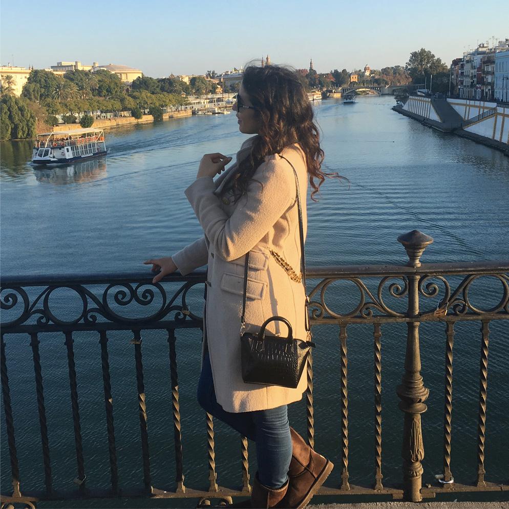 Ponte di Triana Siviglia