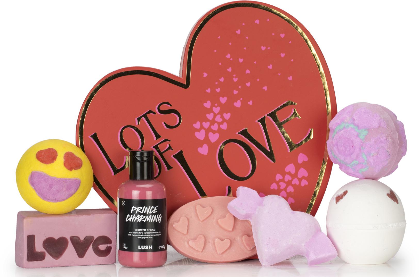 Lush Idea Regalo Lots of Love