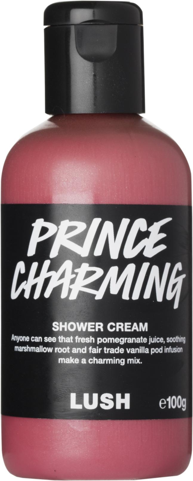 Lush Crema da Doccia Prince Charming