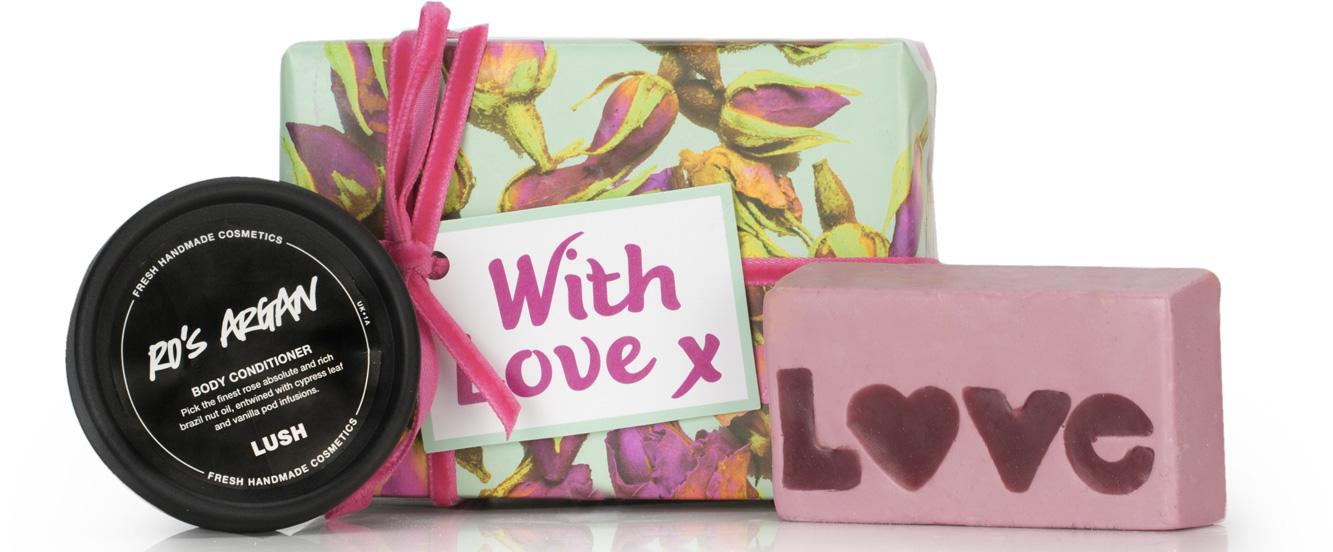 Lush Idea Regalo With Love