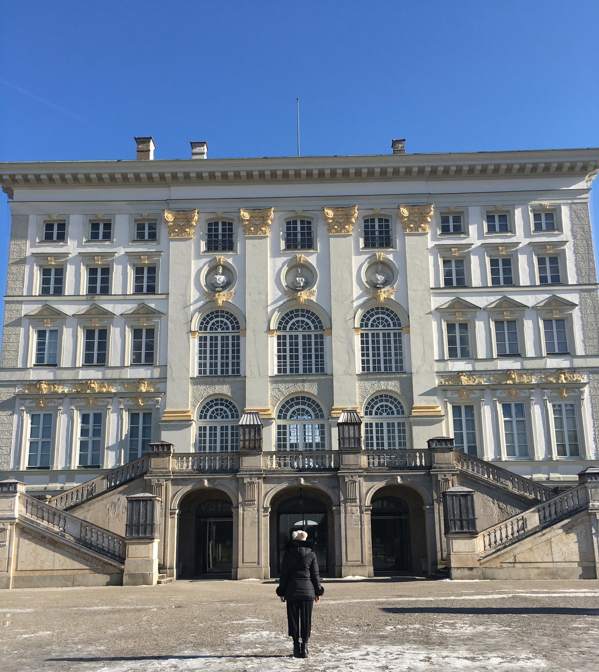 Viaggio a Monaco - Castello di Nymphenburg