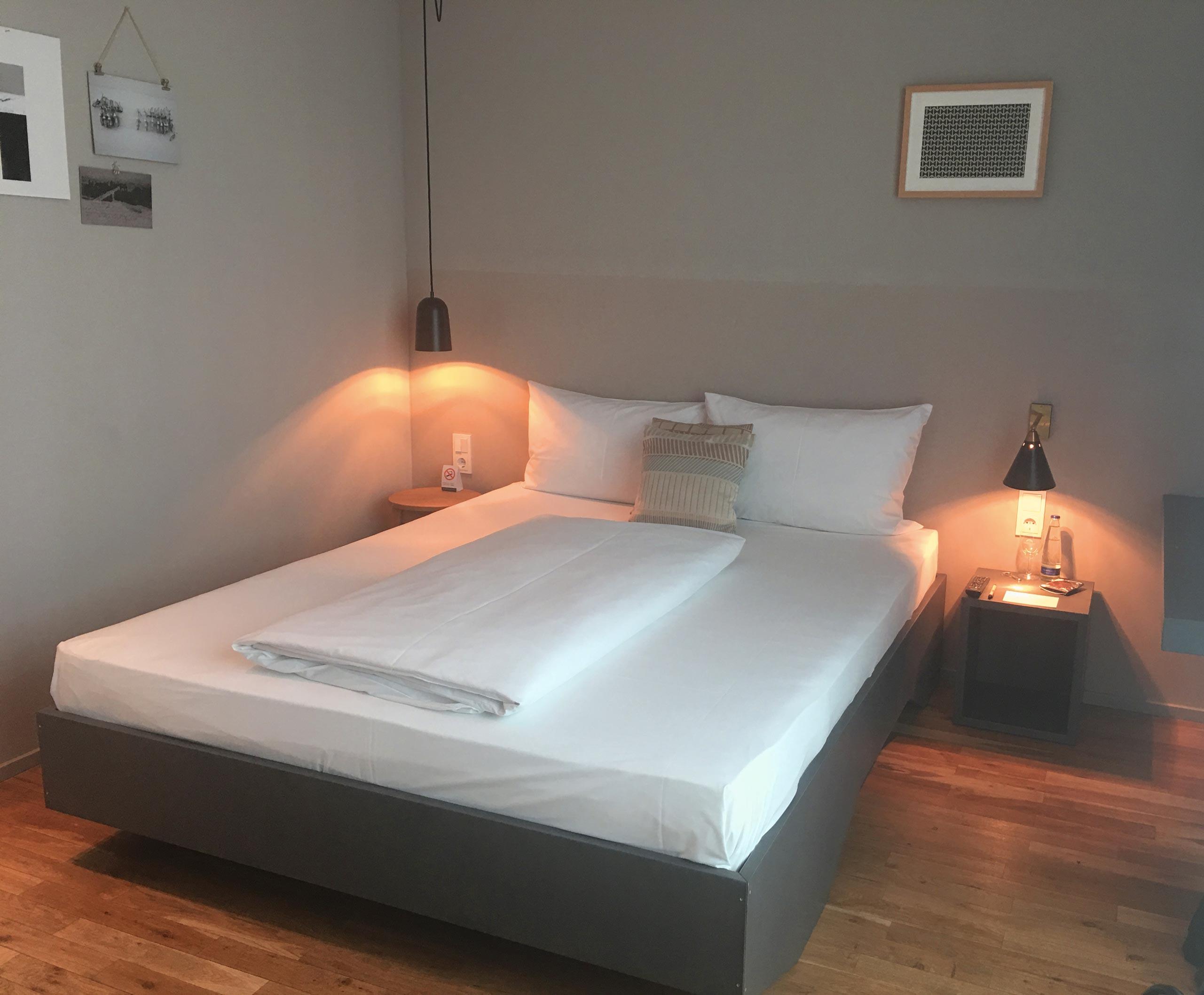Viaggio a Monaco - Bold Hotel