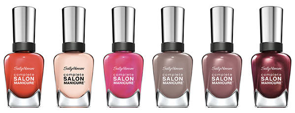 Sally Hansen Complete Saloon Manicure