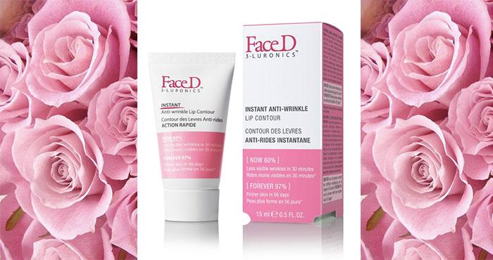 Contorno Labbra FaceD 3-Luronics