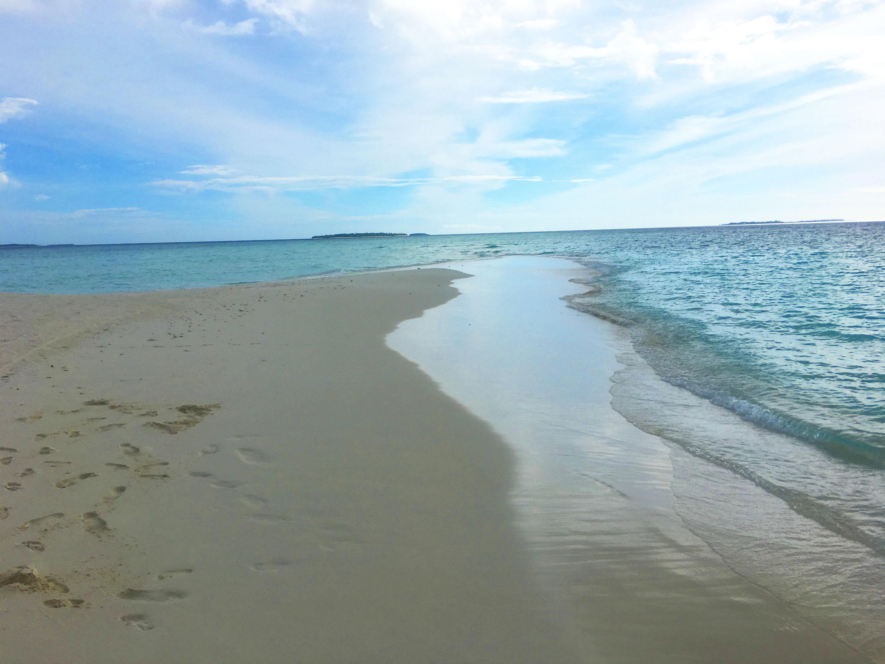 Maldive Dhigali Resort - Spiagge Bianche