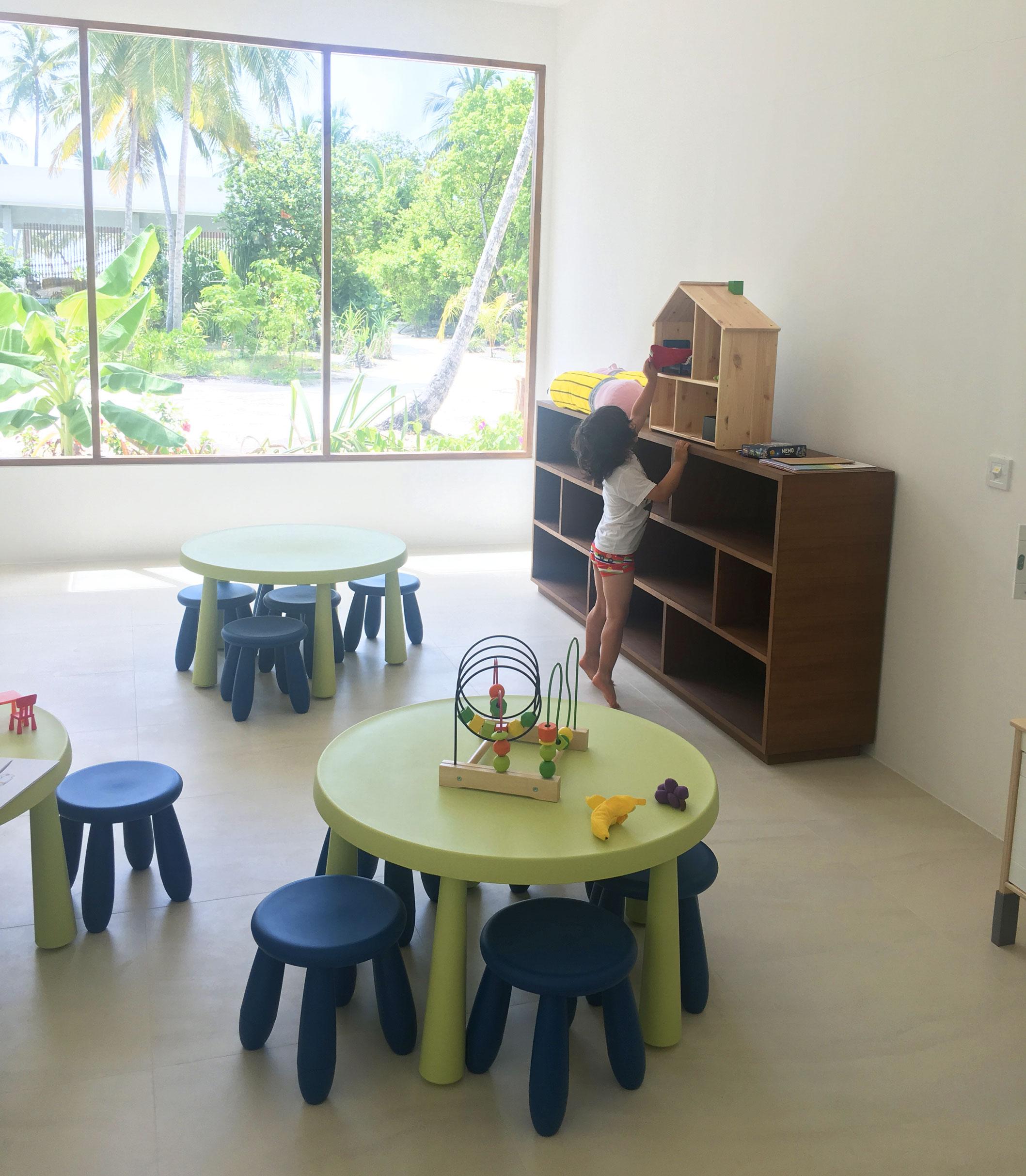 Maldive Dhigali Resort - Children's Club