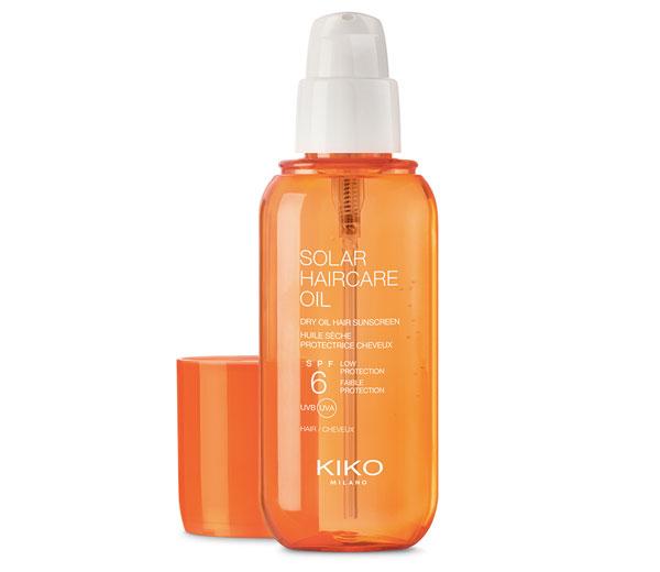 Kiko Solar Haircare Oil