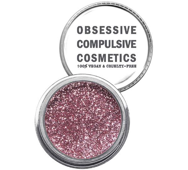 Obsessive Compulsive Cosmetics Glitter in Pink