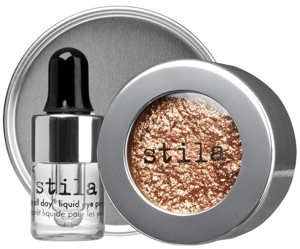 Stila Magnificent Metals Foil Finish Eyeshadow Comex Copper